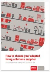 Adapted Solutions Supplier Guide for Care Homes