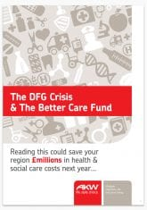 The DFG Crisis & The Better Care Fund