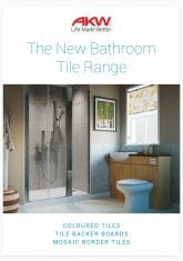 The New Bathroom Tile Range
