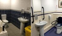 AKW packages style and functionality together for St Philips Care Home Group bathroom upgrades